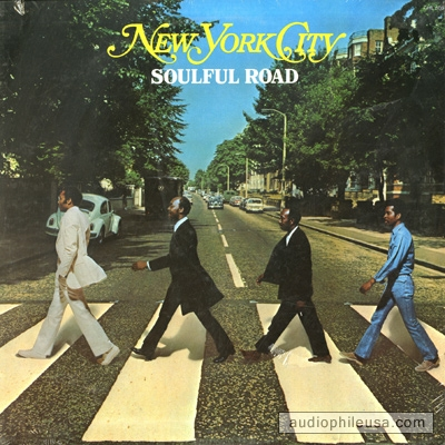 Abbey Road Got Soul Thanks To New York City S Soulful Road