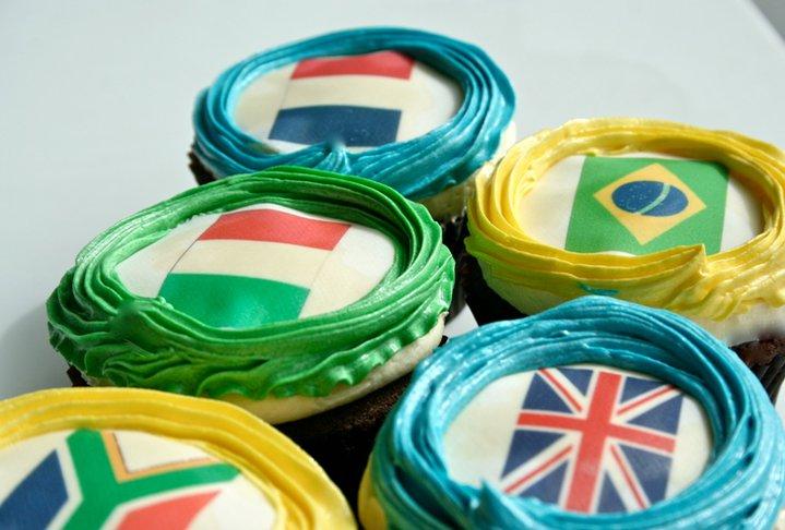 Worldcupcakes