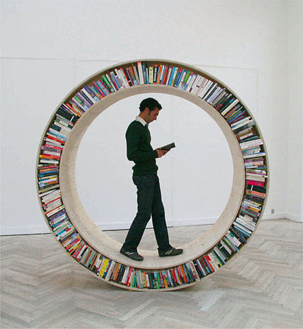 Bookwheel