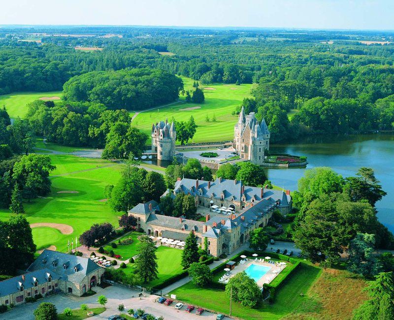 Hotel Luxe Bretagne Spa