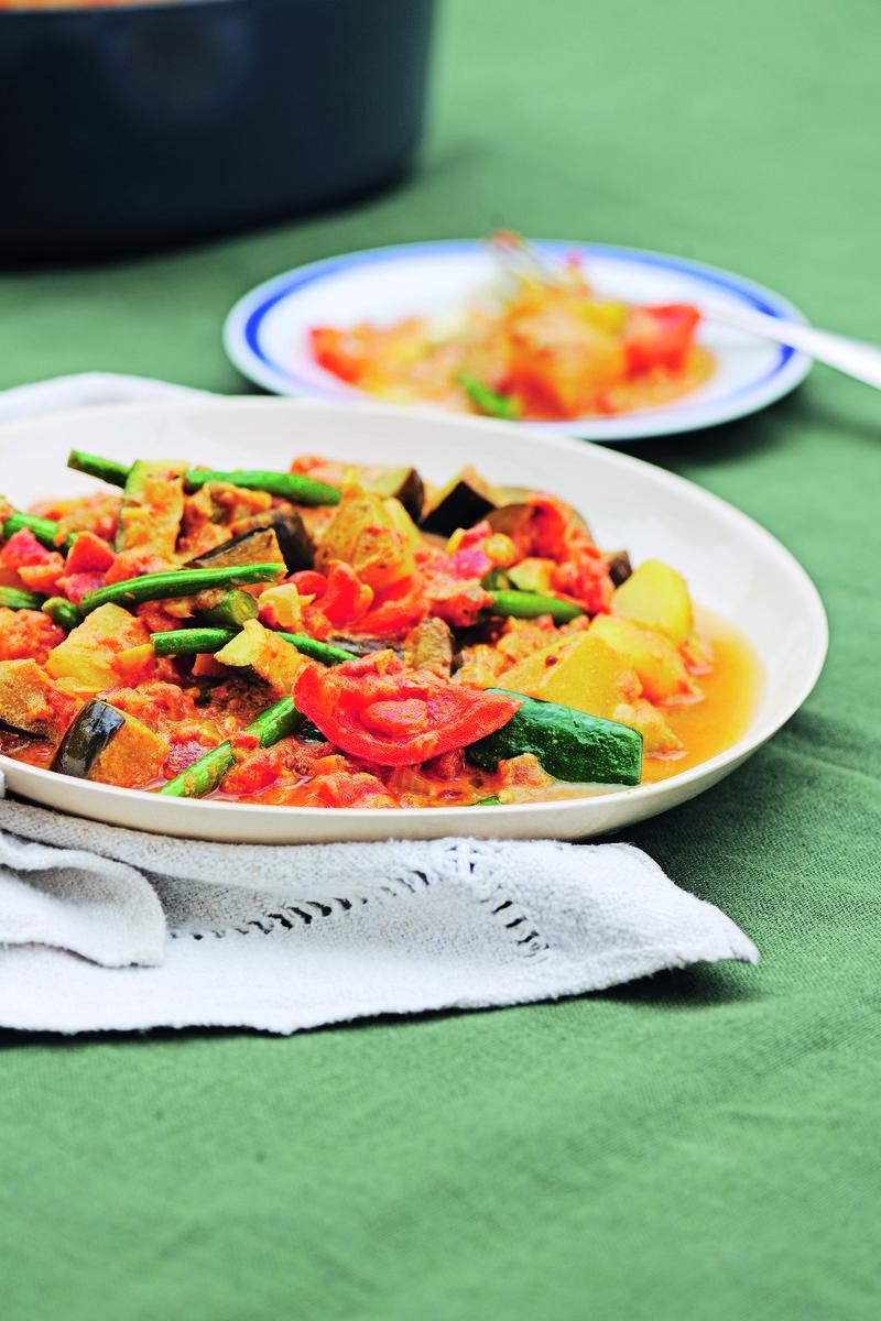 Vegetariancurry