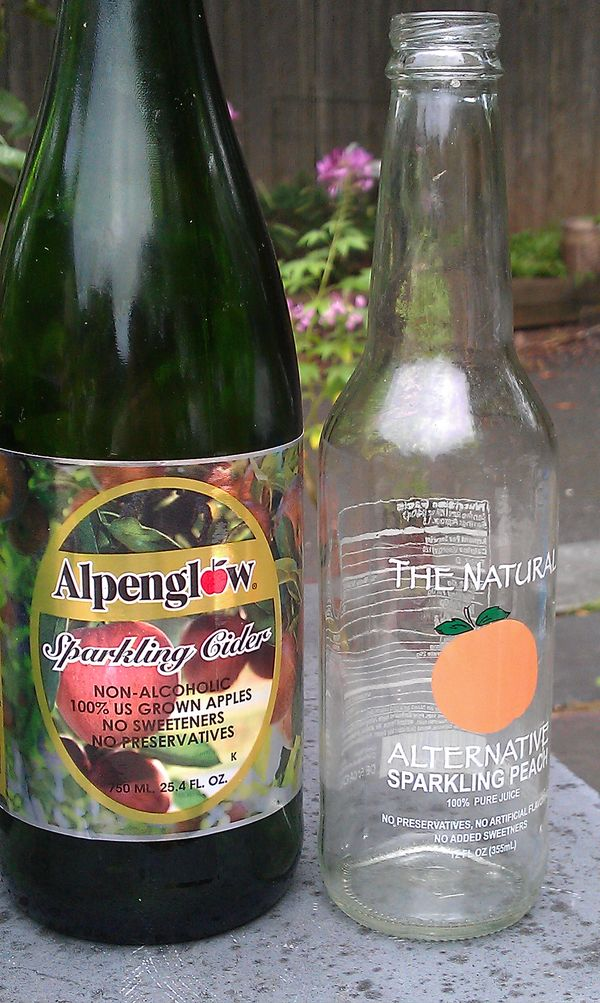 Bubbly Without The Buzz Alpenglow Sparkling Cider From