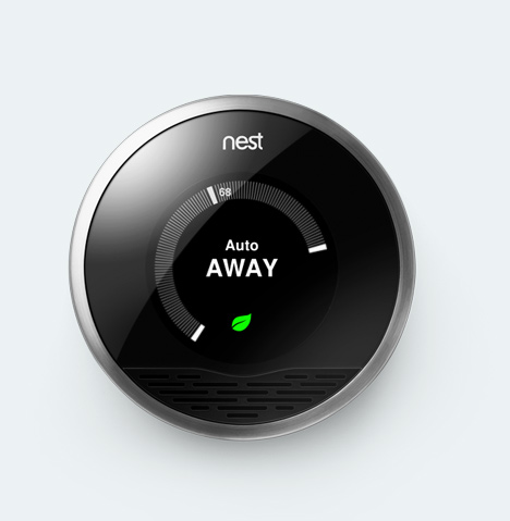 Nest A Thermostat That Learns About Your Daily Heating