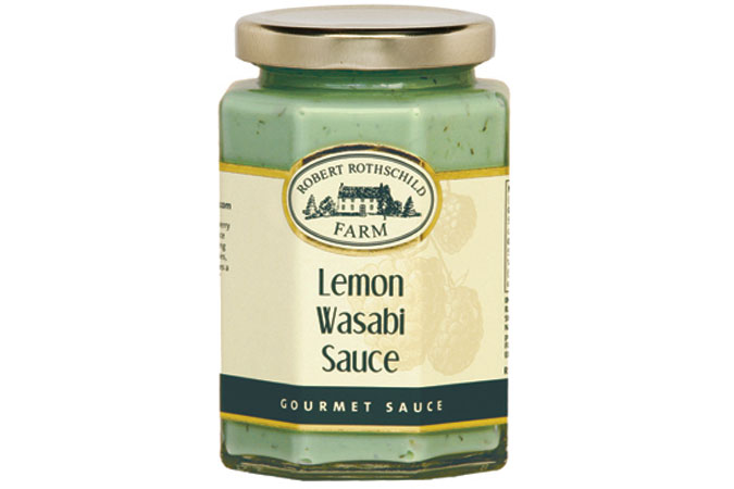 Lemon wasabi