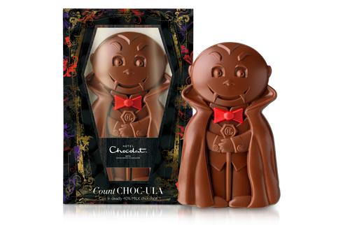 Chocolate-vampire