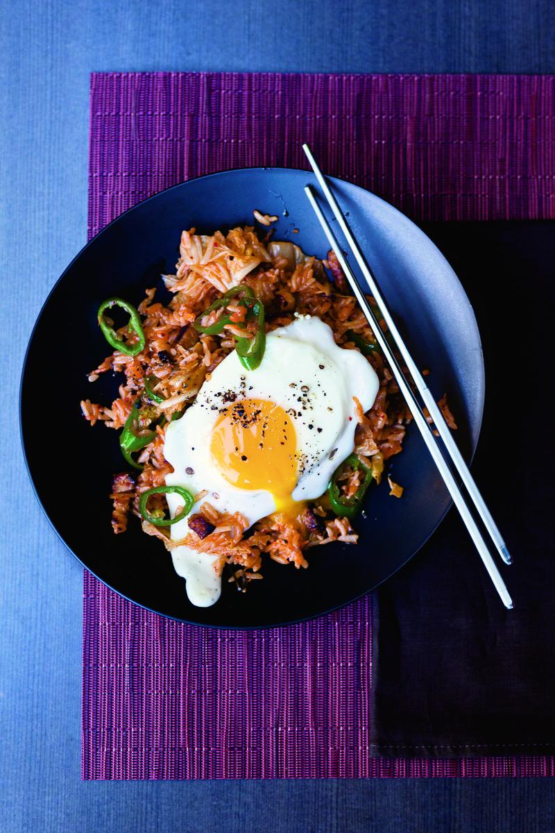 P59 kimchee rice
