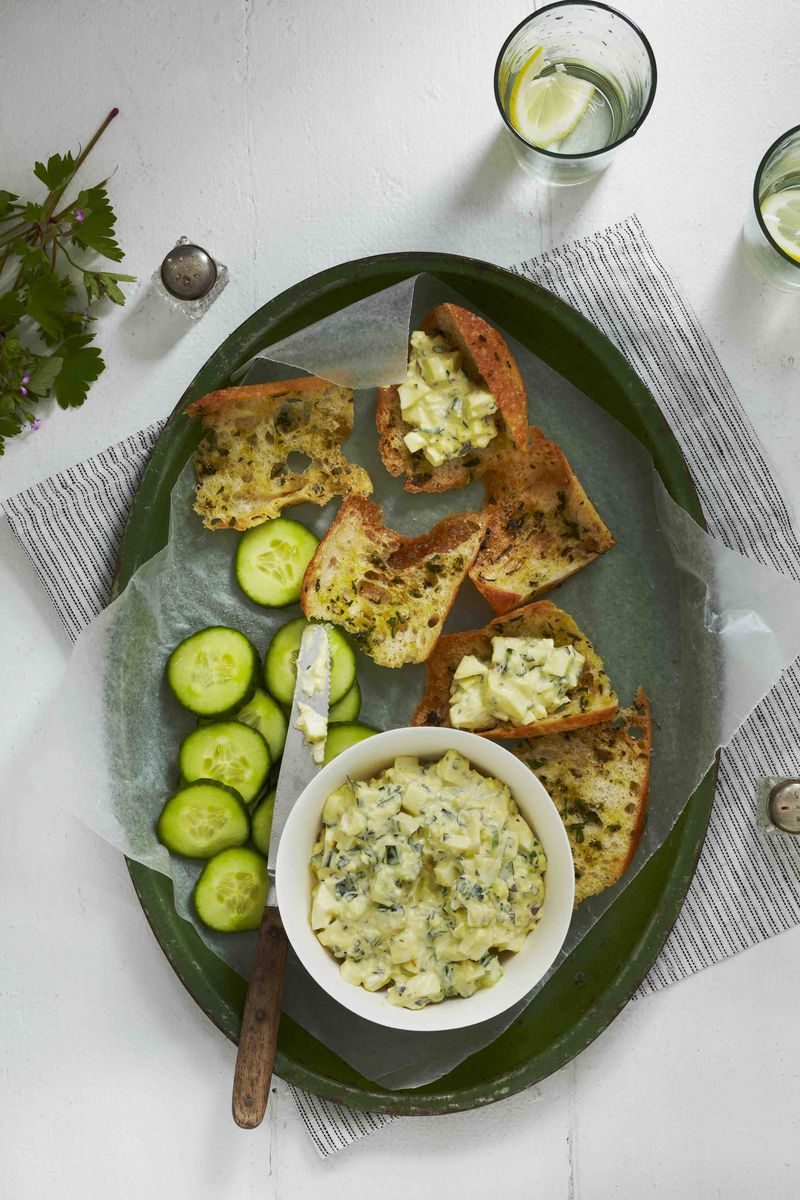 Chicken and Egg_Cucumber Basil Egg Salad