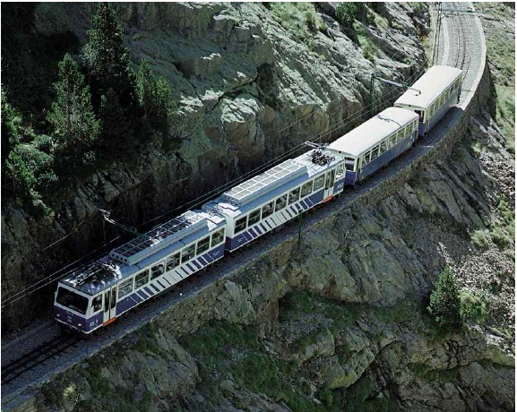 Mountaintrain