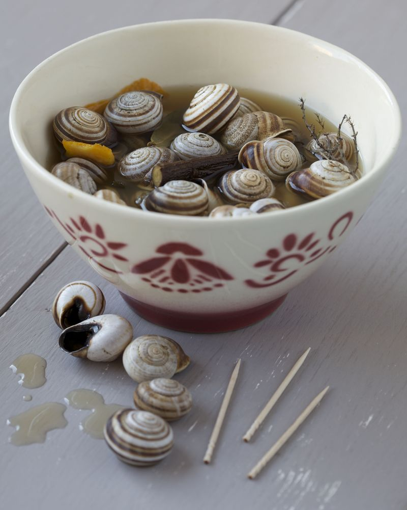 Morocco_Snails in broth