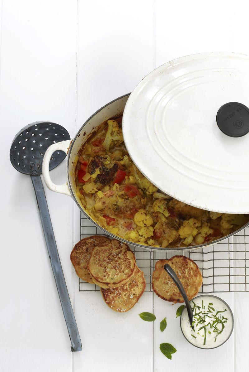 Chicken Vegetable Kadhi (2)