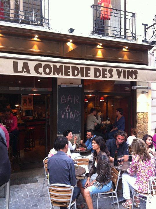 Comedie des vins