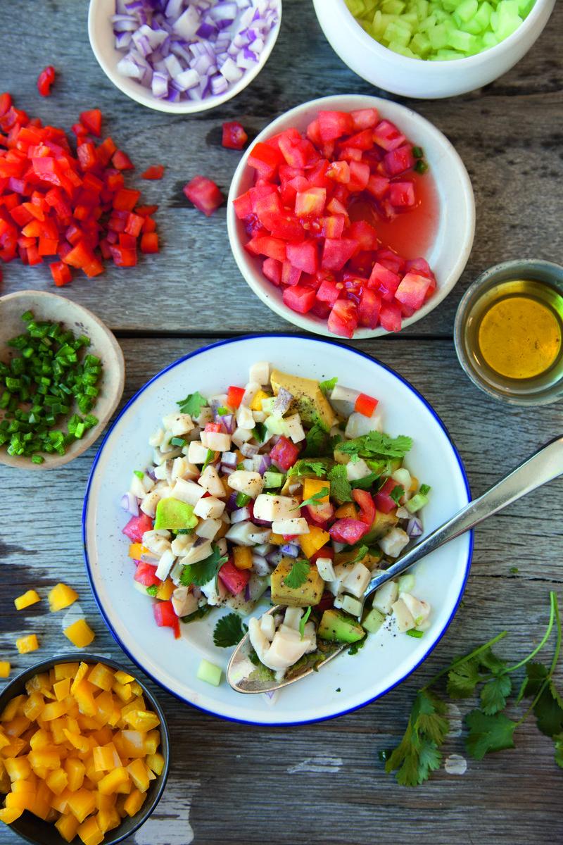 Key west kitchen_Conch Salad-0045