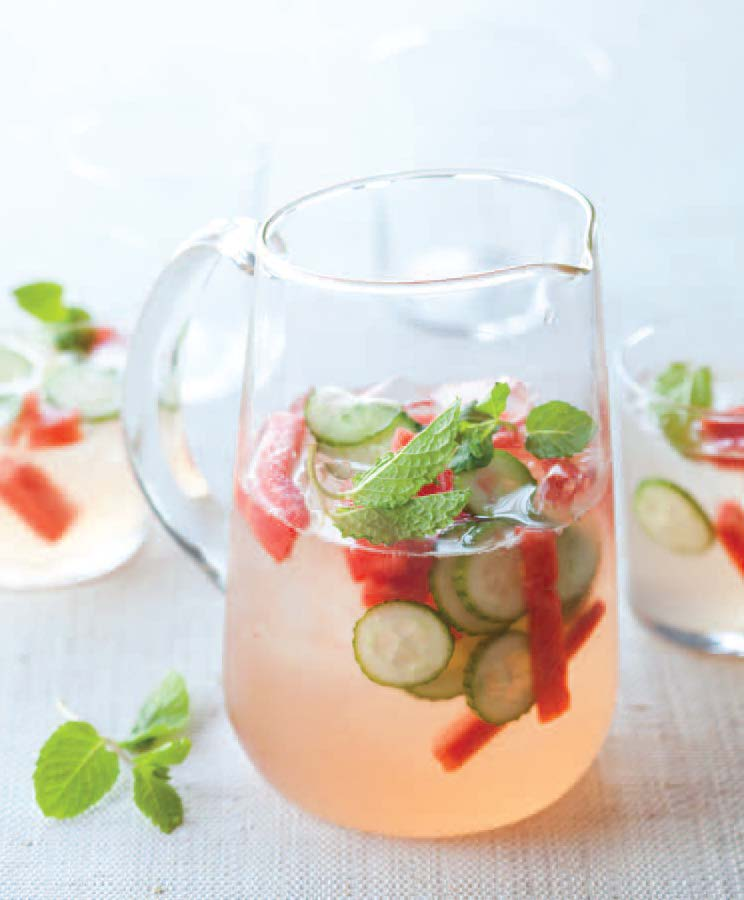 Watermelon tonic