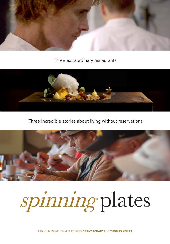 Spinning plates