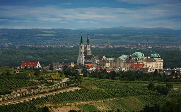 Klosterneuburg Monastery Hosts Austria 1st Carbon Neutral