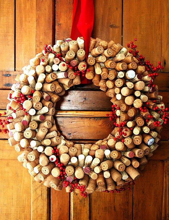 Winecorkwreath