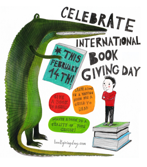 Internationalbookgivingday