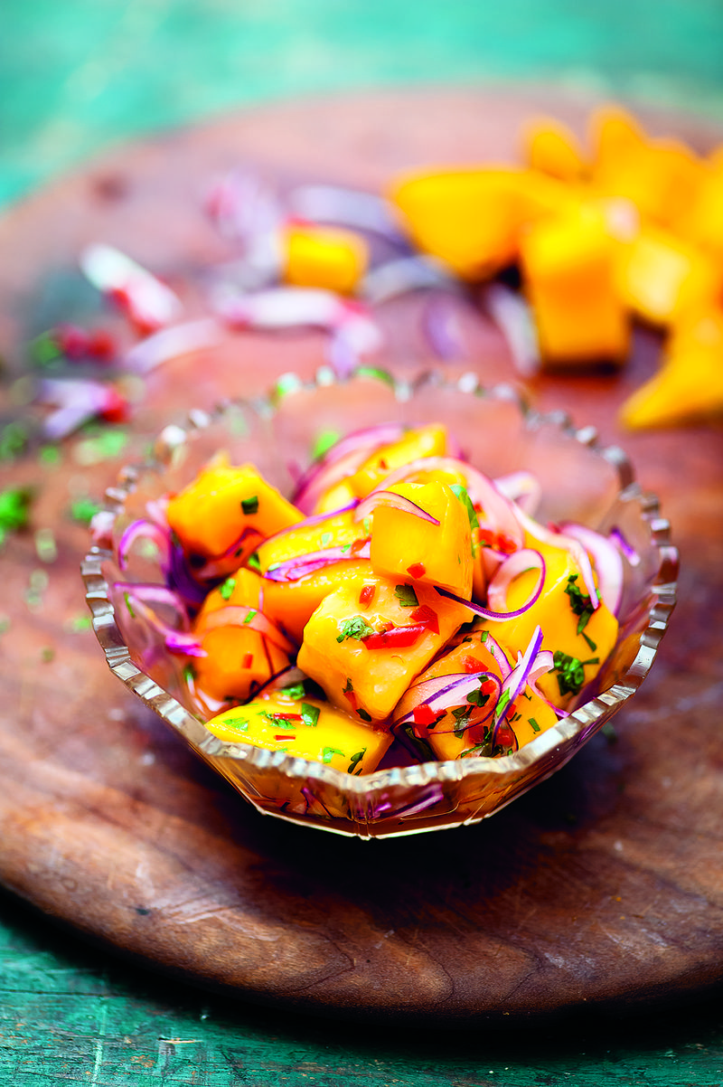 CPKT Ceviche de Mango - Mango Ceviche image p 160