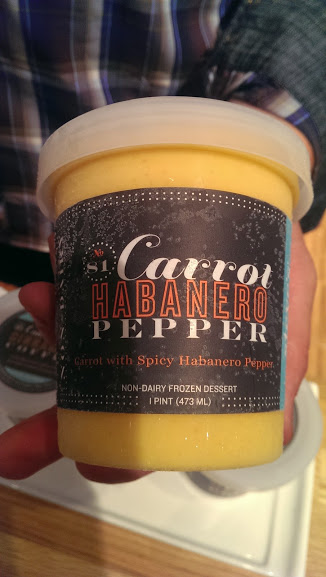 Carrorhabaneroicecream