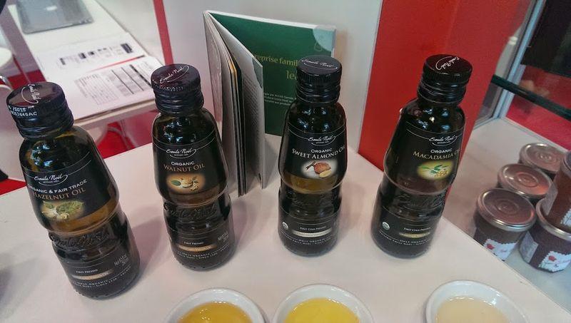 Emile noel nut oils