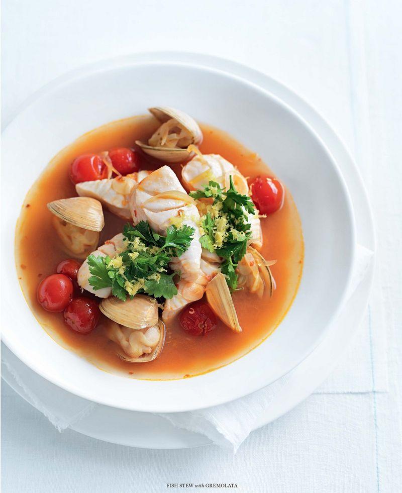 Fish Stew with Gremolata image_HAY