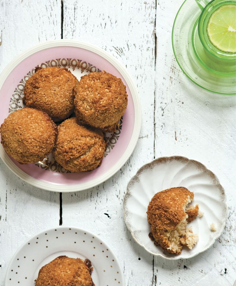 CRAV Chile Lime Coconut Macaroons image p 48 (1)