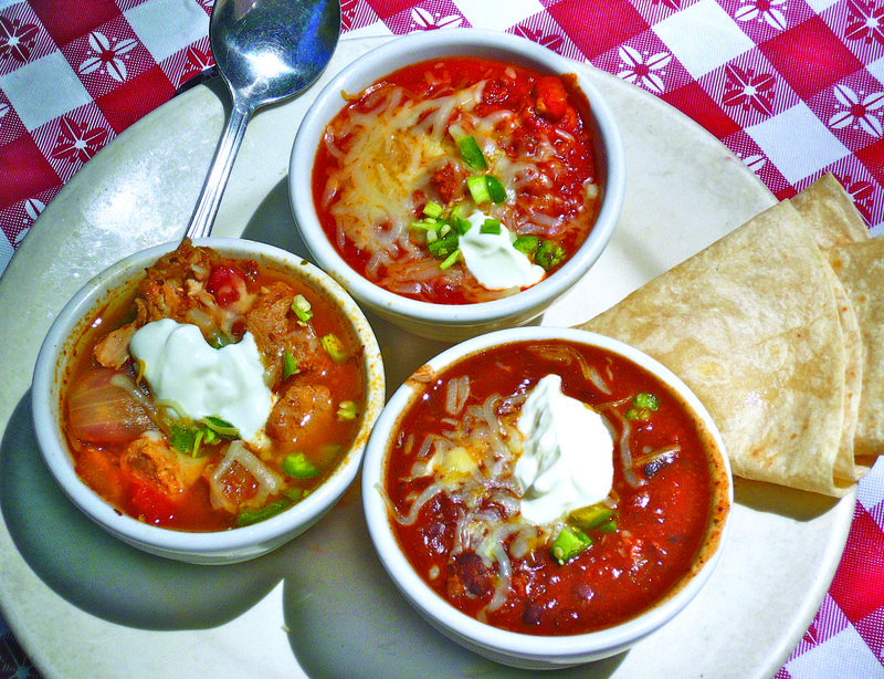 19ColdSpringTavern3kindsofchili
