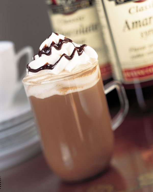 Amaretto Mochaccino Valentine S Day Afternoon Pick Me Up