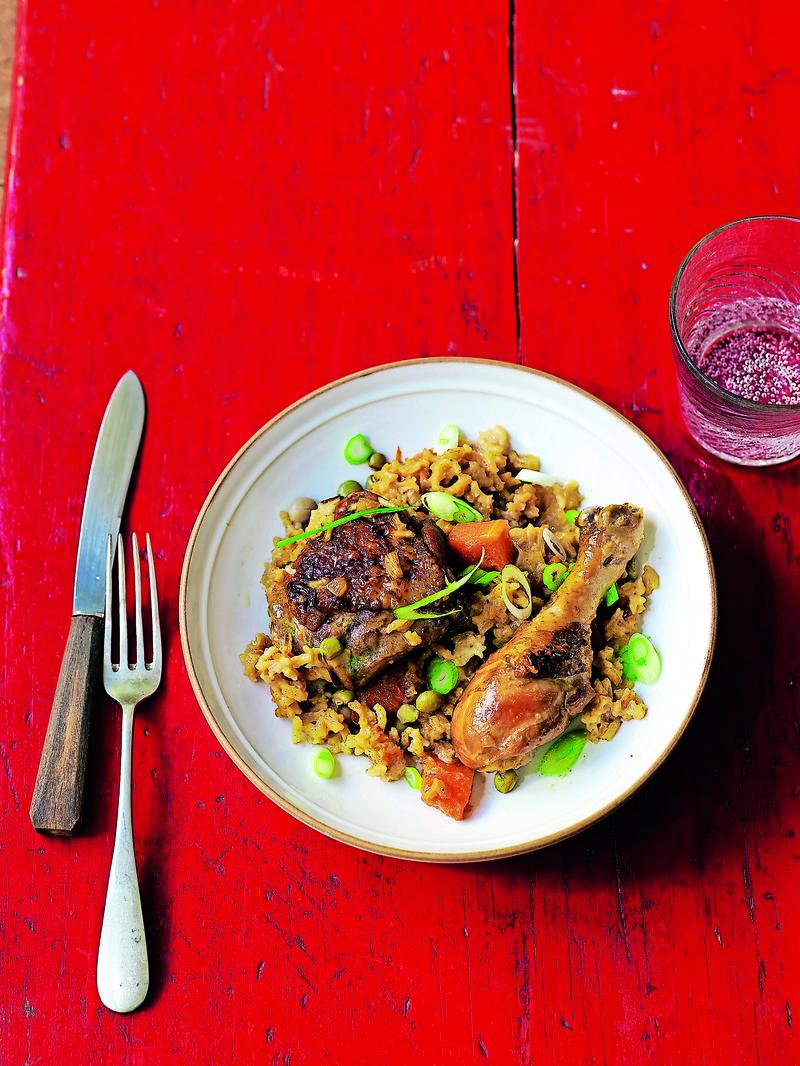 Trinidadian Chicken