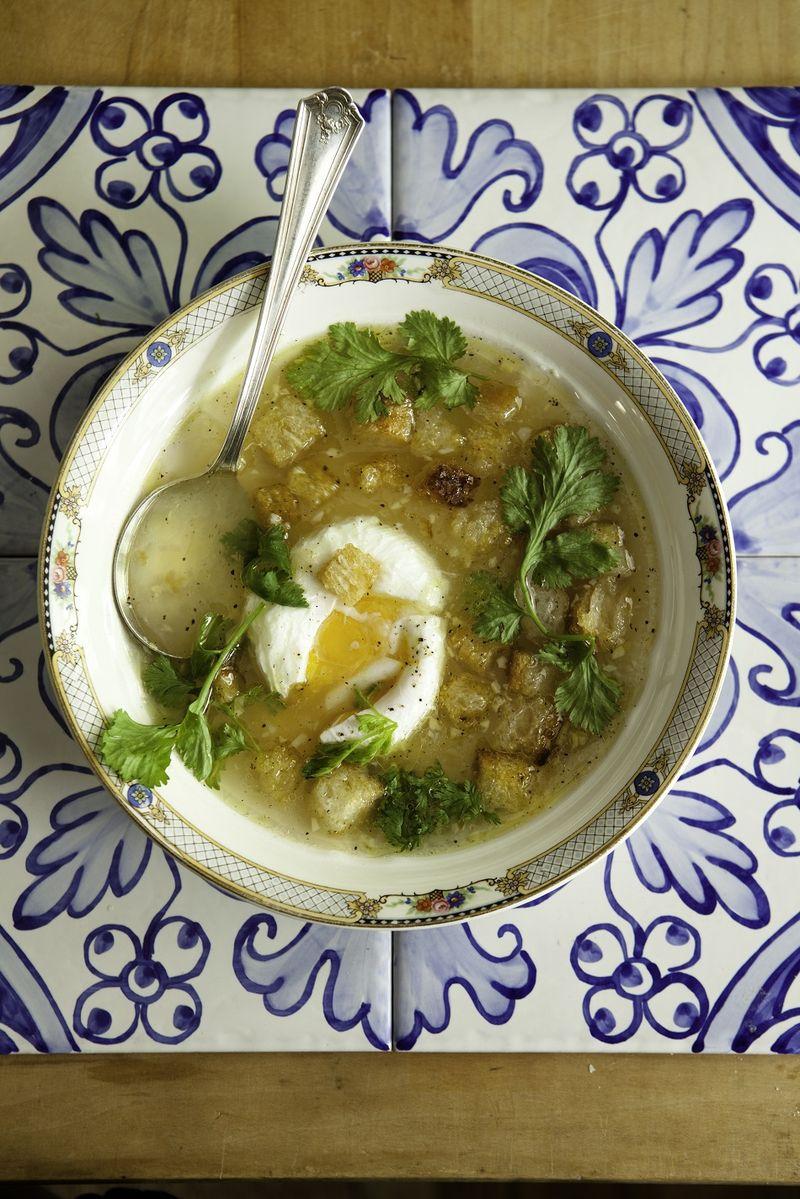 Garlic and Ciltrano