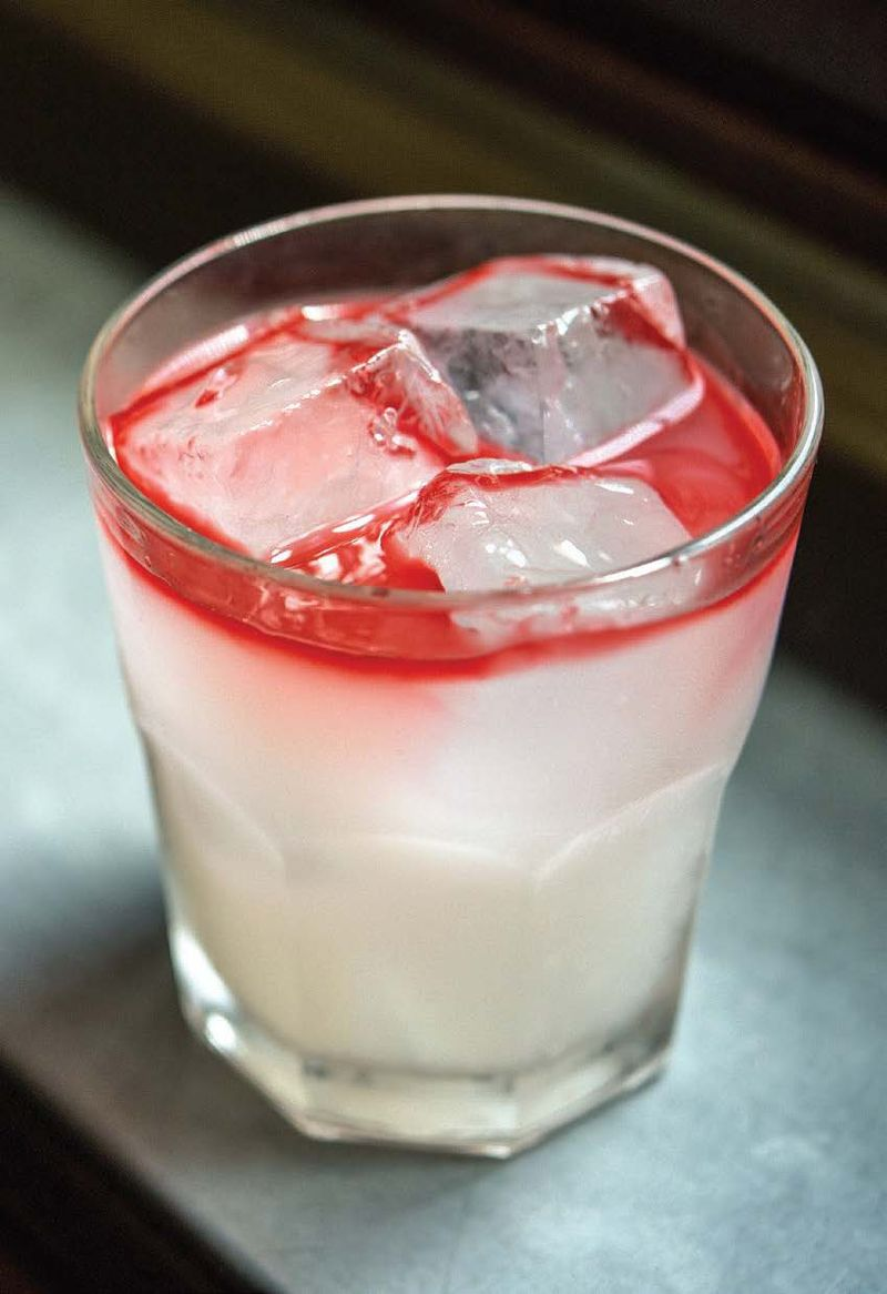 Absinthe Old-Fashioned