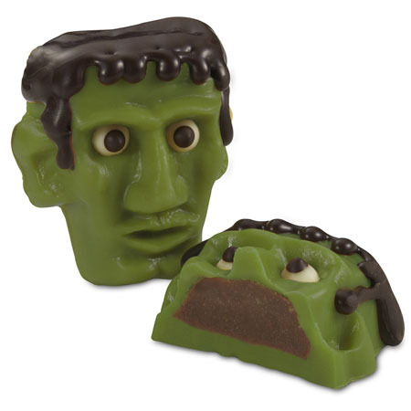 Frankenstein toffee