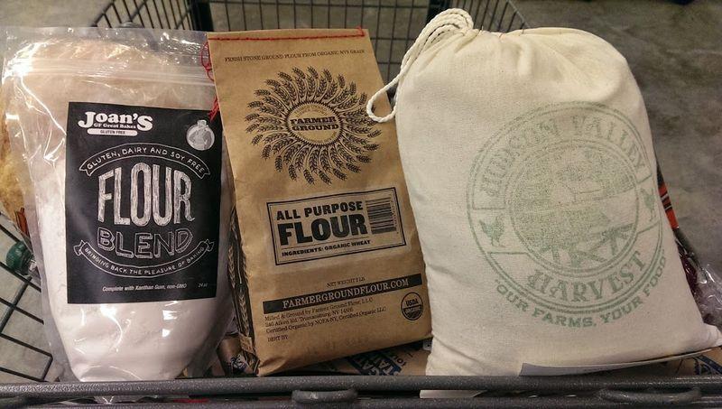 Local flour november 2014