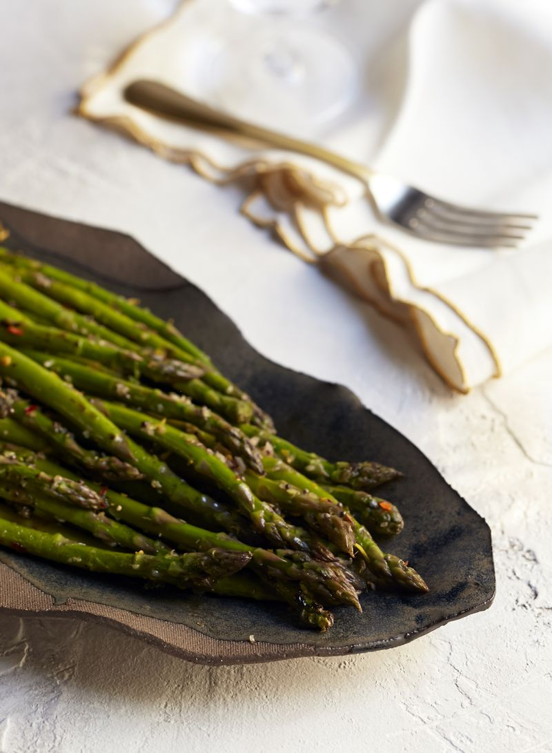 228_Grilled Asparagus with Lemon Zest and Mustard