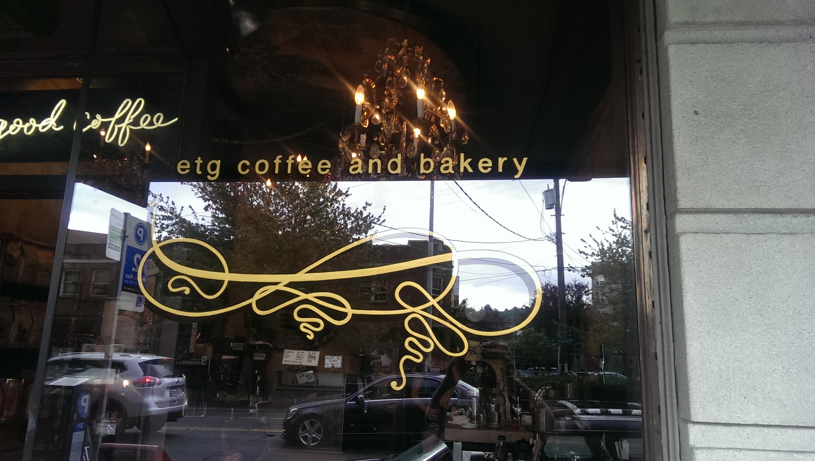 Fits 2 and a Half Coffee Lovers, ETG Coffee and Bakery, Fremont