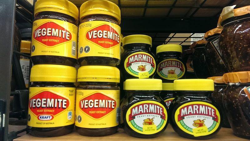 Vegemite marmite
