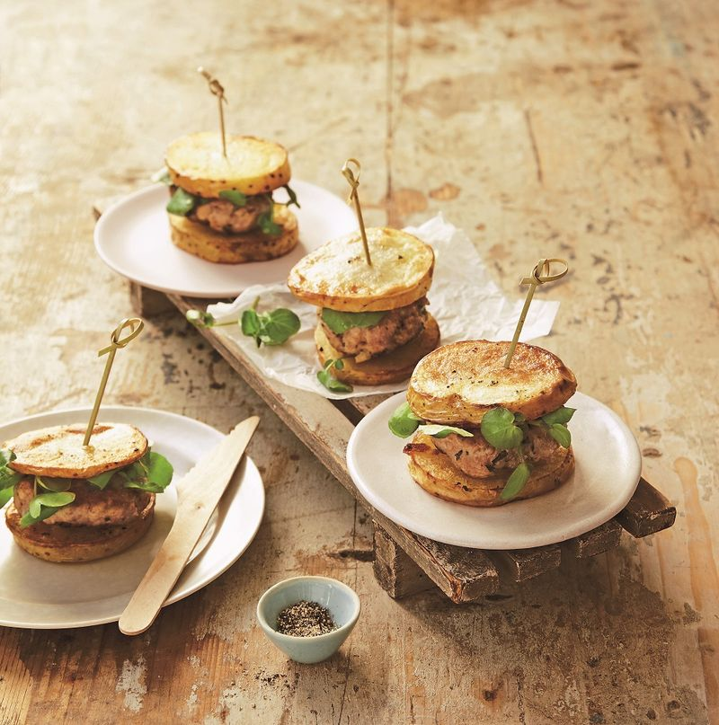 Lamb Mint Sliders