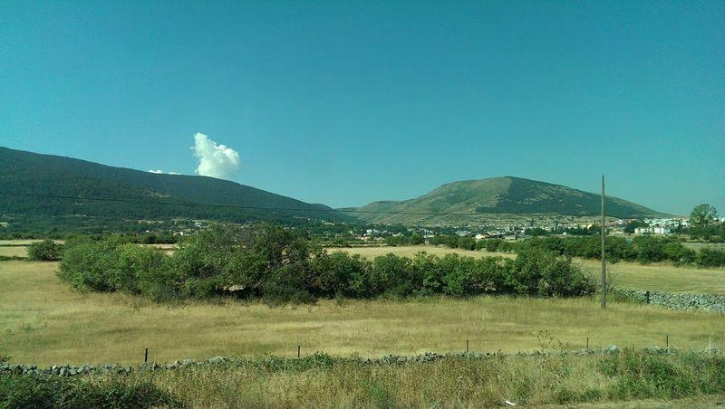 Dry Fields of Castilla y Leon
