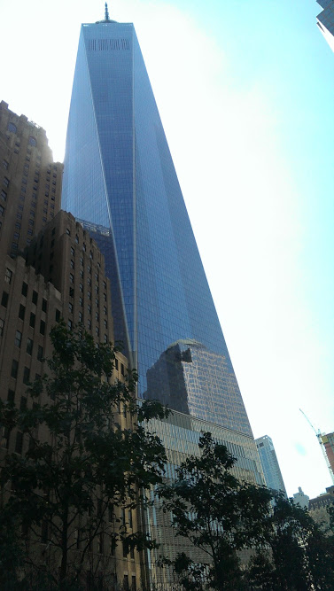 1WTC West Side Highway