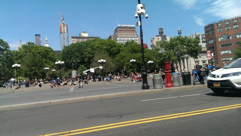 Union Square Drive By