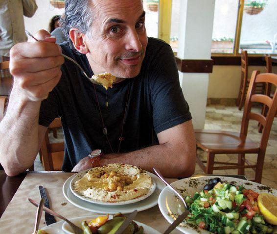 Israeli-cuisine-speaker