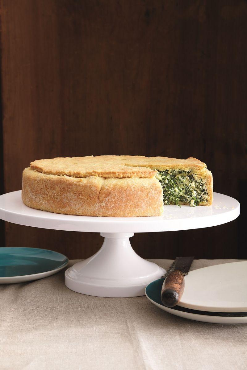 Italian Kale Pie
