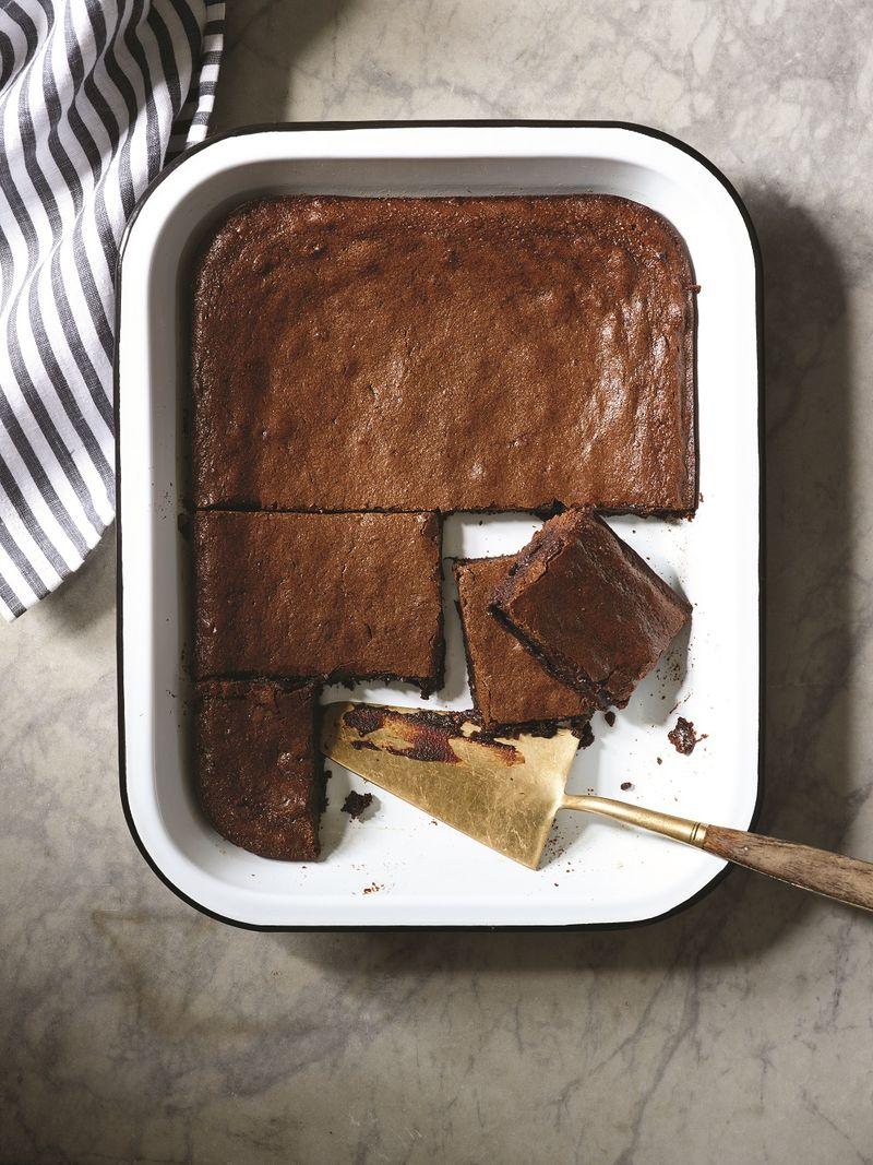 Real Sweet Brownies
