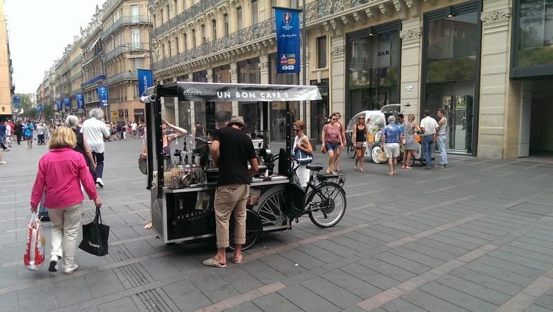 Coffee on Wheels, Un Bon Cafe