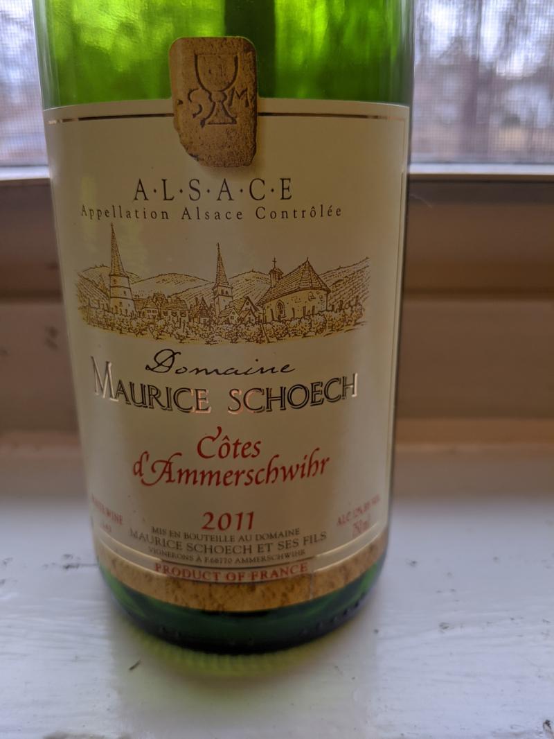Cotes D'Alsace