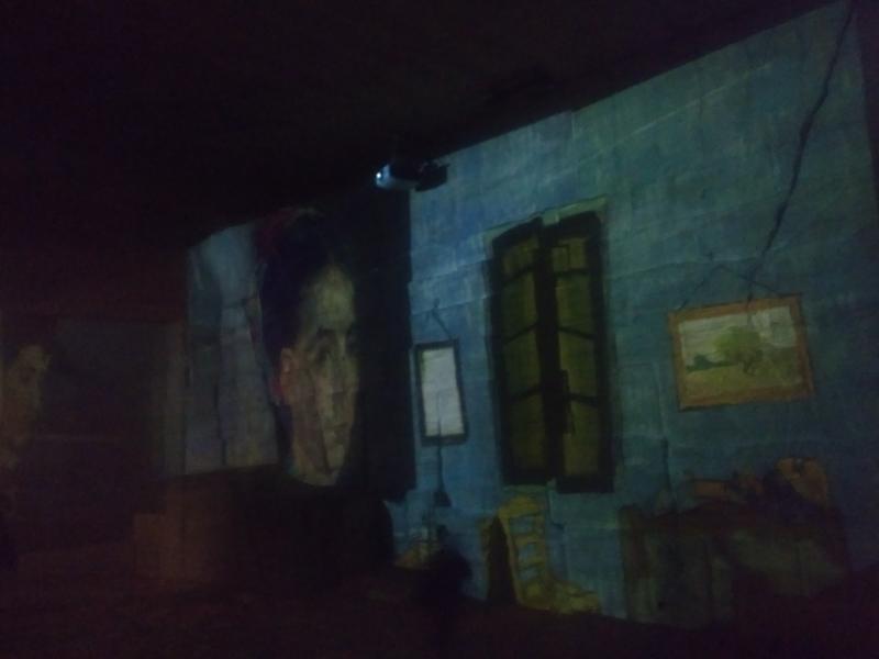 Van Gogh Les Baux