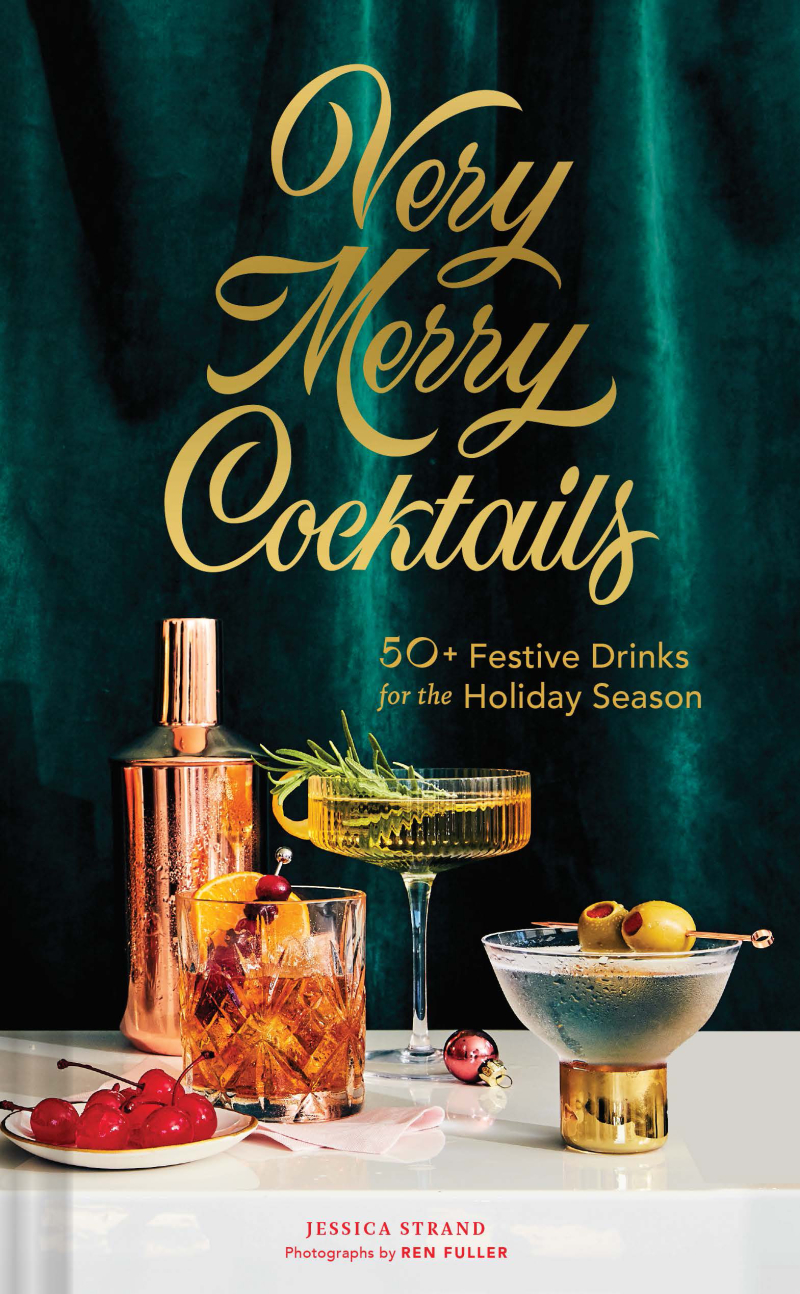 Very merry cover