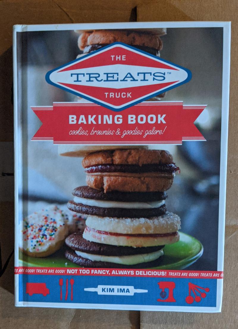Treats truck baking