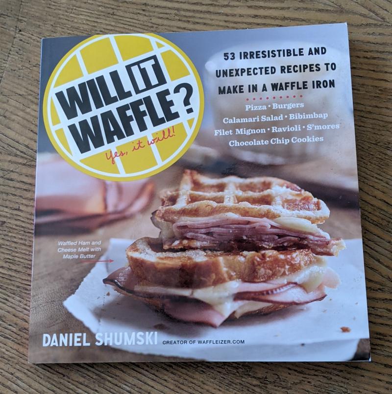 Will it waffle daniel shumski